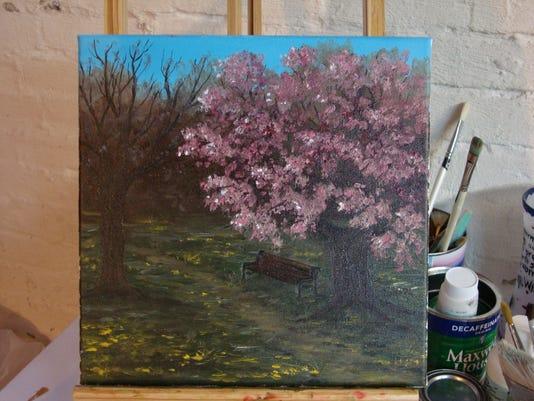 Painting by Shara Prindle called pink tree.jpg