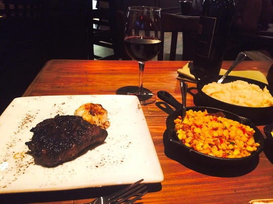 The meat at Charred is the best quality and freshest in town.