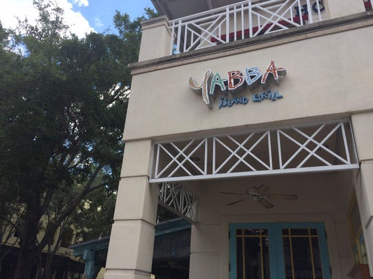 Yabba Island Grill opened on Fifth Avenue S. in Naples in Feb. 2000.