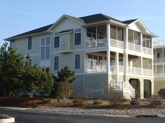 Stephanie and John Harman's home in Ocean Ridge West.