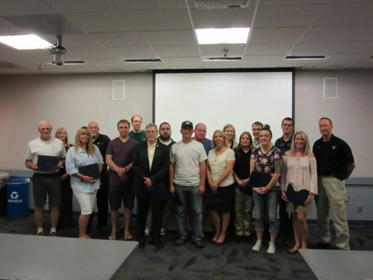 Out and About: Citizen Police Academy