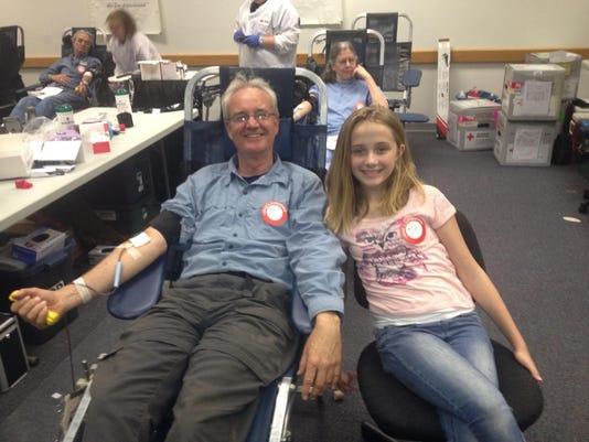 BMN 071615 Donating blood