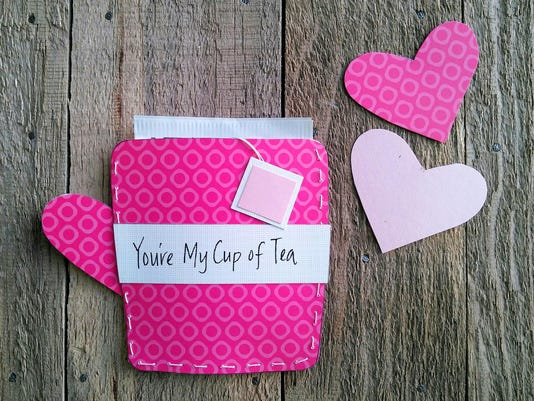 Cup of Tea Valentine Finished