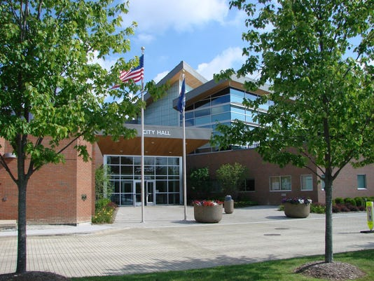 City Hall Entrance 002