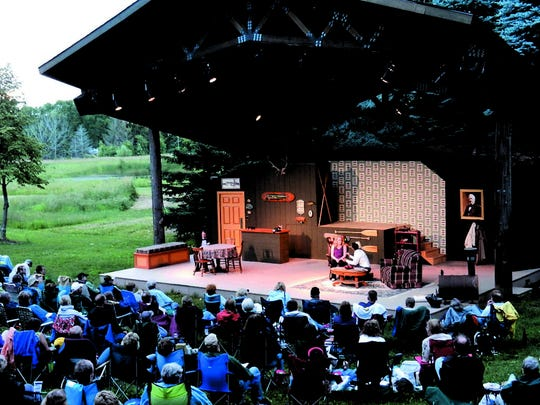 SummerStage holds performances at Delafield's Lapham