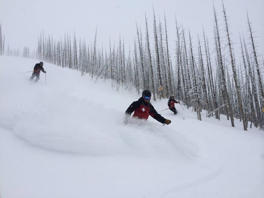 Teton Pass Ski Resort
