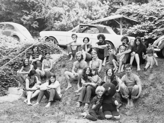 Members of the Mount Philo Collective in Charlotte were active with the Free Vermont Movement and the Vermont Media Project Collective.