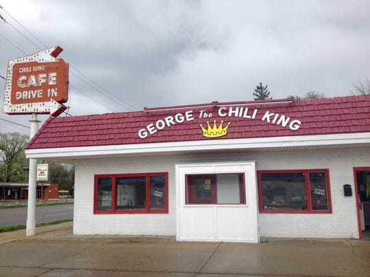 George the Chili King Drive-In.