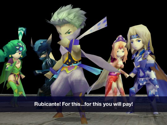 """""""Final Fantasy IV"""" is among several games that will be discounted this summer on Google Play."""