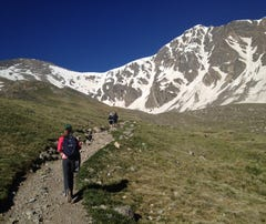 Not ready for a Colorado fourteener? Challenge yourself on one of these 5 hikes instead