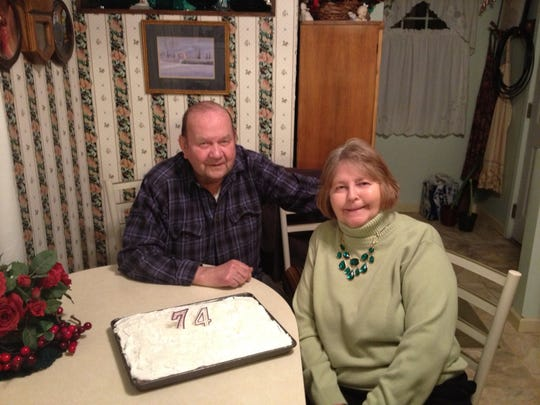 Tom and Connie Winjum have taught their grandchildren about love, kindness and the importance of reading.