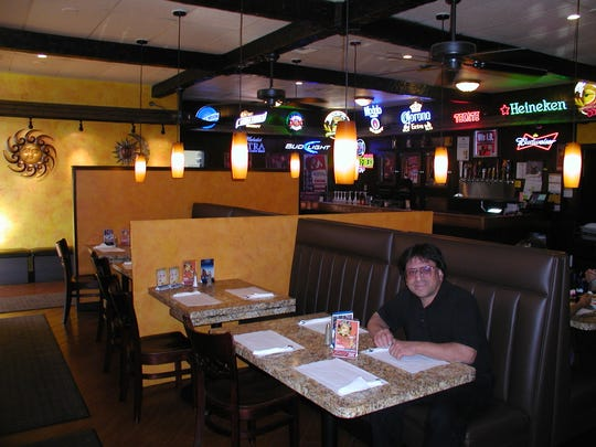Ismael Corrales owner of Casa Grande, remodeled the interior of this former pizza parlor on Mooney Boulevard into a Tex-Mex restaurant with full bar.