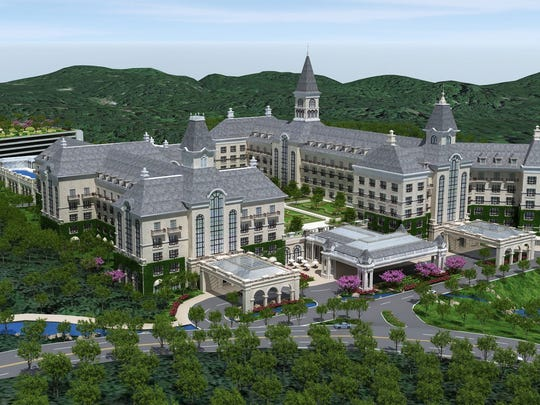 Genting Group wants to build Sterling Forest Resort