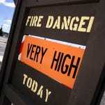 Why fire danger is extremely high Monday in northern Arizona