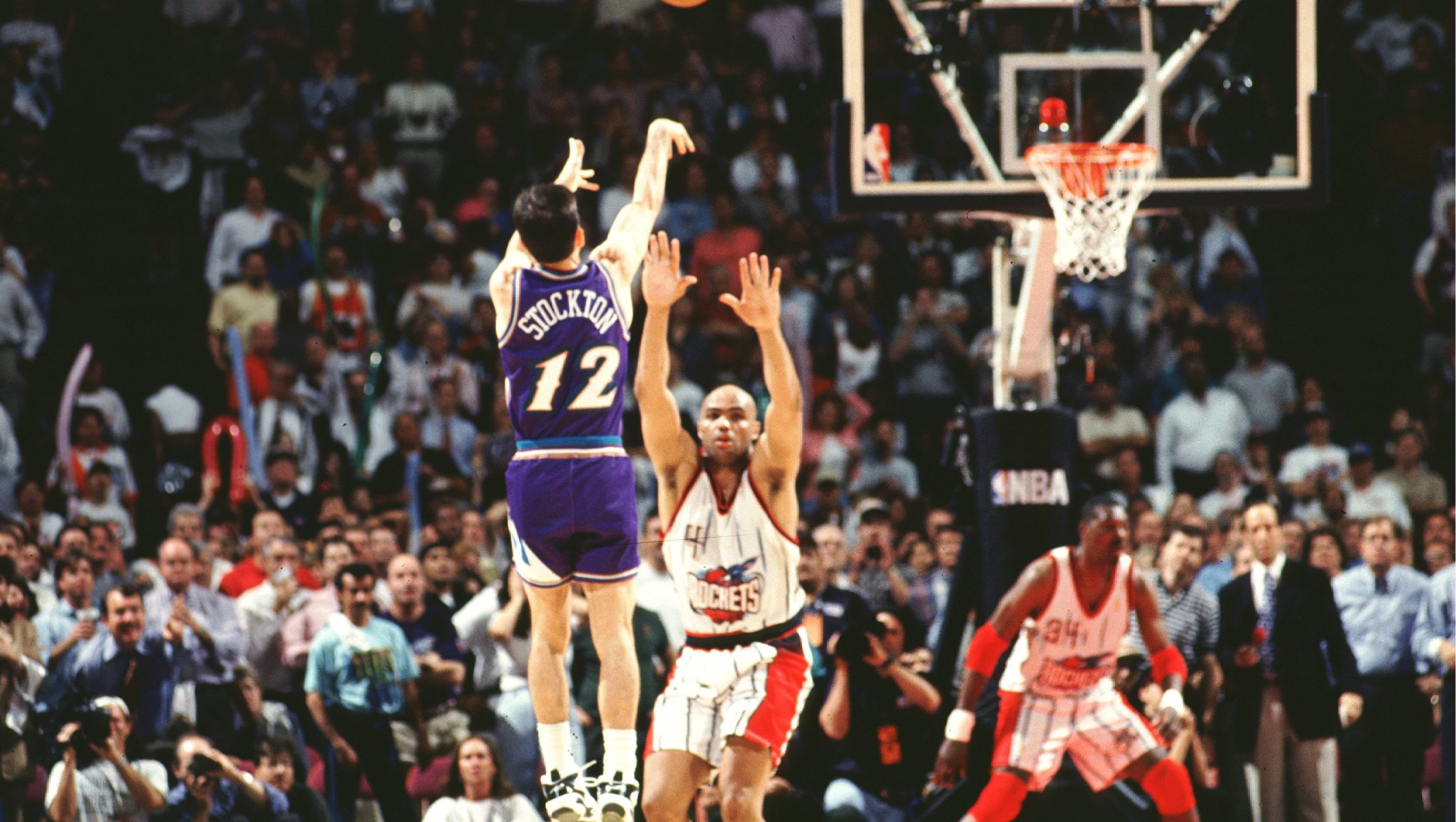 Best buzzer beaters in NBA playoff history