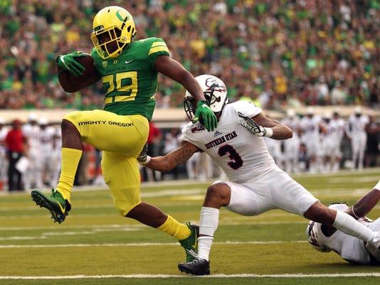 NCAA Football: Southern Utah at Oregon