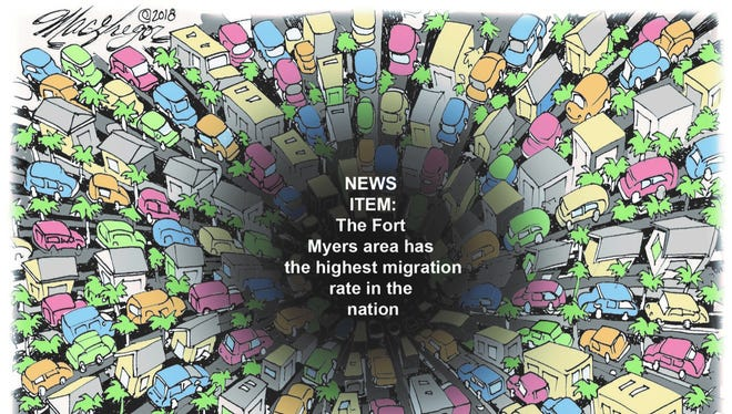 Fort Myers migration commentary from Doug MacGregor