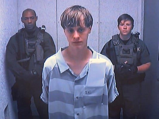 Jury selection starts in trial of Charleston church shooter
