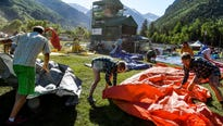 Watch as hundreds of festival-goers race for the perfect spot at the 2015 Telluride Bluegrass Festival. Follow along as photojournalist Erin Hull and Xplore reporter Stephen Meyers travel across Colorado this summer: roadtrip.coloradoan.com