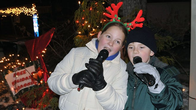 Holiday karaoke will be featured at Bridgeton's annual Festival of Lights, which will be held from Dec. 3 to 5 at the Cohanzick Zoo.
