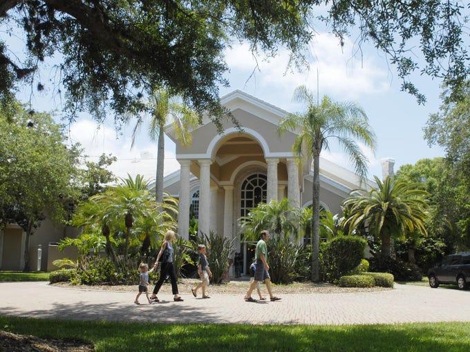 Suntree mansion OPEN HOUSE