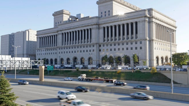 An independent audit of the Milwaukee County pension system found large numbers of errors spanning three decades. The Retirement Plan Services office is located in the Milwaukee County Courthouse.