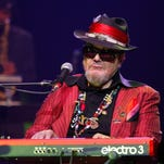 """Dr. John performs at last year's """"The Musical Mojo of Dr. John: A Celebration of Mac & His Music"""" at the Saenger Theatre in New Orleans."""