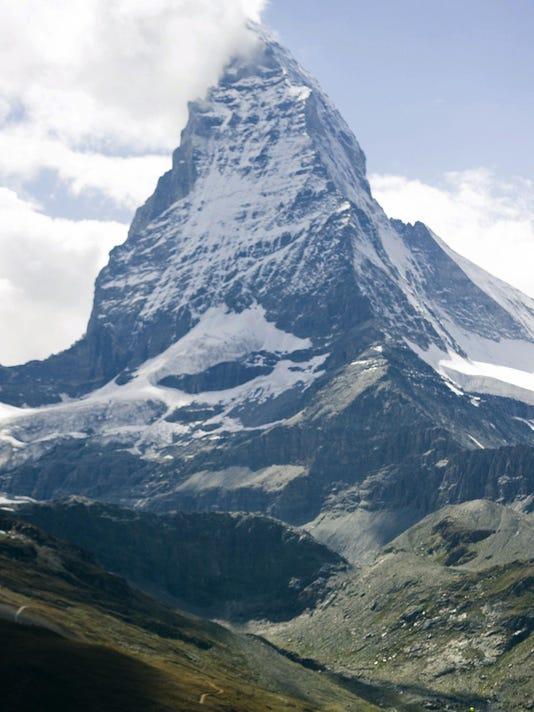 Switzerland Matterhorn Avalanche Risk