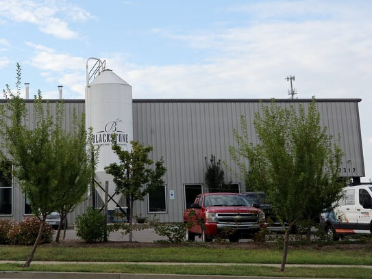 Blackstone Brewery's new location in City Heights.