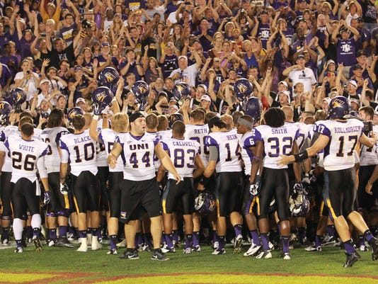 UNI to be featured twice in Valley football conference TV