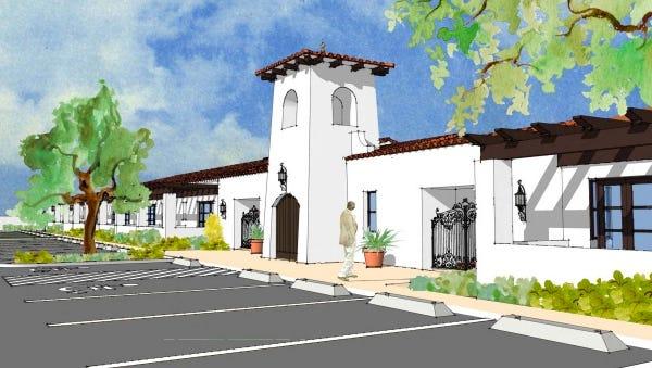 The Artesian of Ojai will be at 203 E. El Roblar Drive.