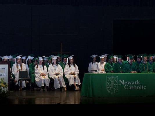 Newark Catholic Graduation