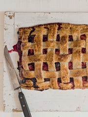 """Double-Crust Berry Galette from """"The Fearless Baker,"""""""