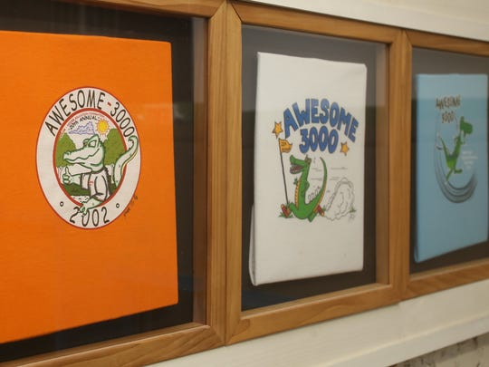 Readers helped us complete Salem-Keizer Education Foundation's collection of Awesome 3000 T-shirts in February 2015.