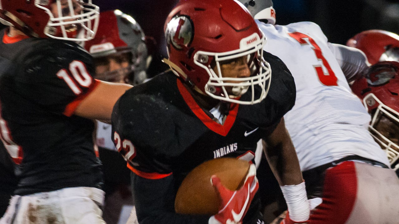 Watch: Vineland football falls to Lenape 35-0