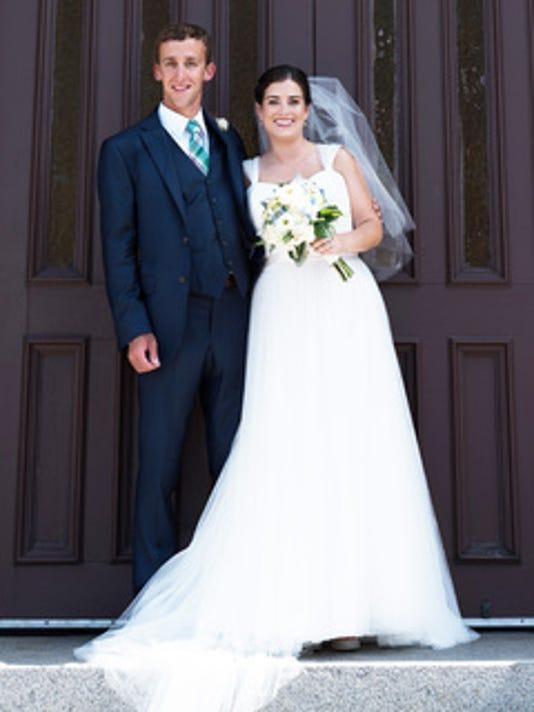 Weddings: Wiley Muller & Caroline Brown