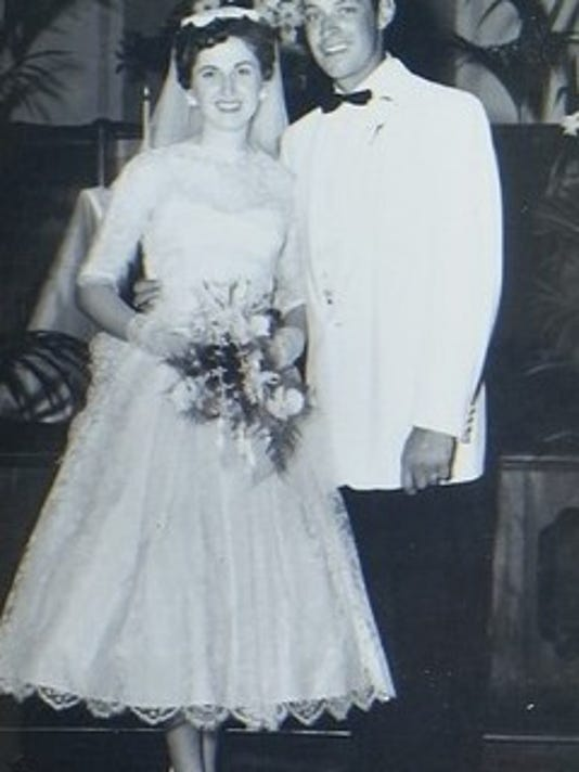 Anniversaries: Kean Robinson & Carolyn Robinson