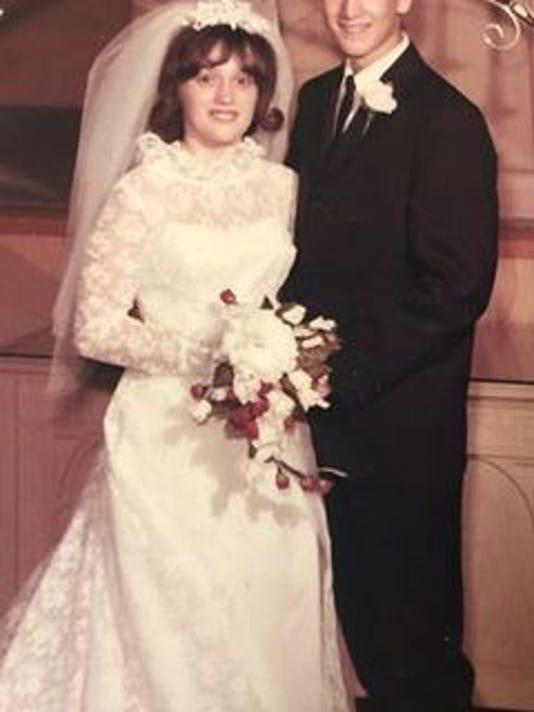 Anniversaries: Rick Washam & Eda Washam