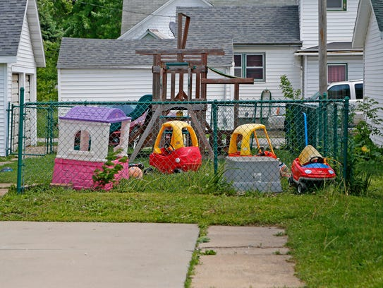 The Rays of Sunshine Daycare in Perry Tuesday, May
