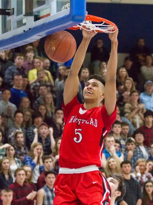 WIAA Regional Boys Basketball: Homestead at Germantown