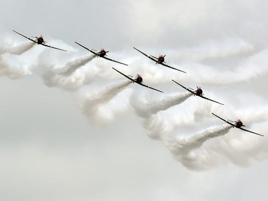Stevens Point Airshow to return in June