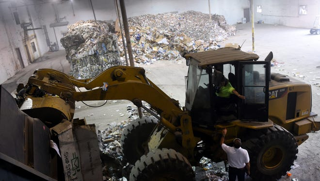 In 2015, Tropical Recycling expanded from West Palm Beach to the former Tee Sweet citrus plant at 1450 Bell Ave. Owners plan to hire 20 employees the first year and about 10 employees a year until it reaches a max of 50.