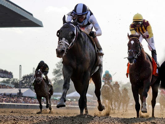 Tapwrit Belmont Stakes