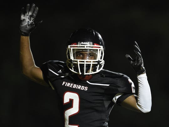 Jimmyrious Parker has 1,717 all-purpose yards for Pearl-Cohn entering the Class 3A playoffs.