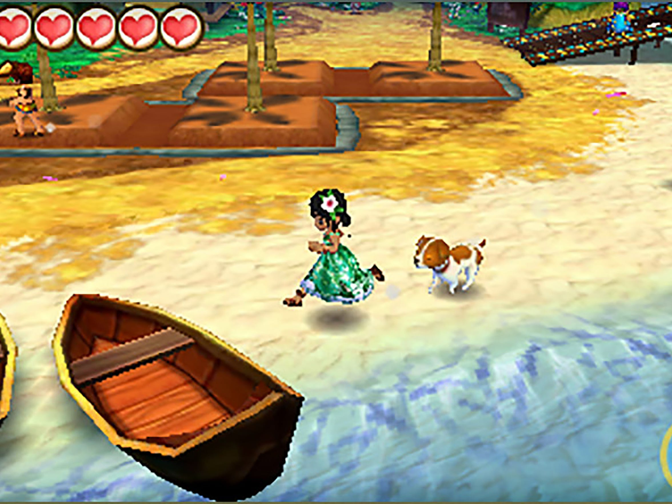 """One of the three villages in """"Story of Seasons: Trio"""