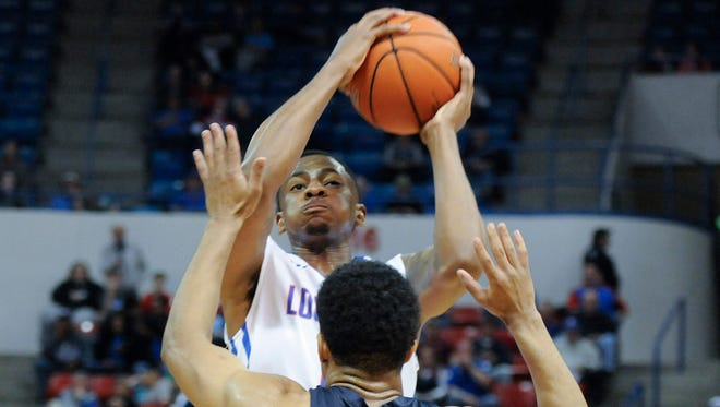Louisiana Tech senior guard Alex Hamilton recorded his first-career triple-double in last weekend's win over Rice.