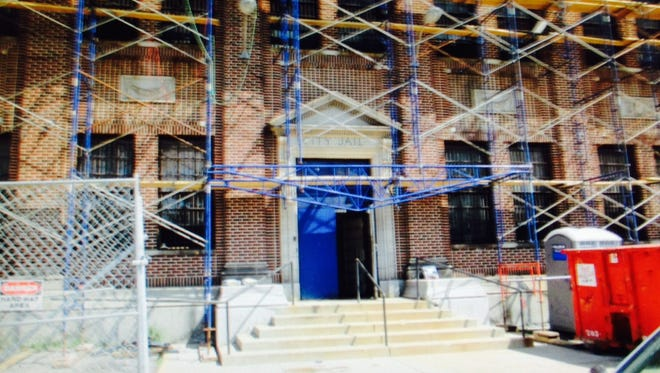 Construction has begun on the Yonkers City Jail's makeover