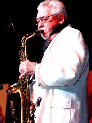 Saxaphonist Ace Cannon: 1934 - 2018.