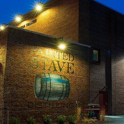 "Painted Stave Distilling recently released its "" e Old Barley Whiskey"" — the first Delaware whiskey stilled in 100 years, according to owners."