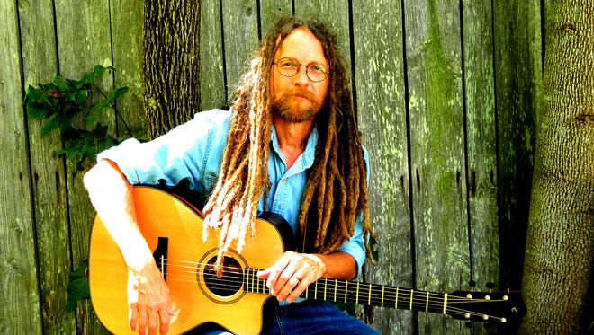 Ras Alan will perform reggabilly music from the last 25 years at the Salvage Station Oct. 8.
